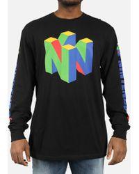 cda8bbe6a0 Fifth Sun - Nintendo Long Sleeve Shirt - Lyst