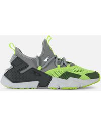 4cb18c45efdcc Lyst - Nike Air Huarache Ultra Breathe Sneaker in Gray for Men
