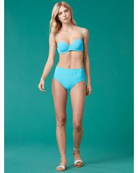 Diane von Furstenberg | High Waisted Bikini Bottom | Lyst
