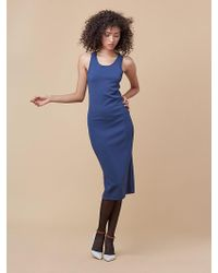 Diane von Furstenberg - Fitted Knit Dress - Lyst