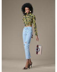 Diane von Furstenberg - Levi's Wedgie Icon Fit Jeans - Lyst