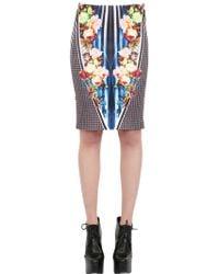 Clover Canyon   Winter Solstice Neoprene Pencil Skirt   Lyst