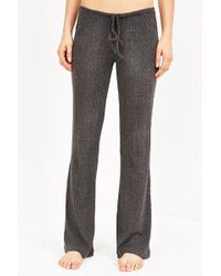 Sparkle & Fade - Cable-knit Fit + Flare Pant - Lyst