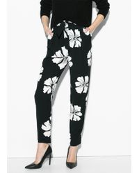 Mango Trousers Catpawer - Lyst