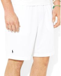 Ralph Lauren Polo Textured Shorts - Lyst