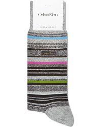 Calvin Klein Multistripe Socks - Lyst