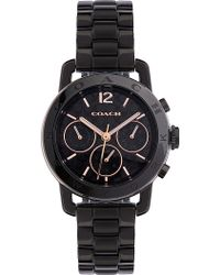 Coach Legacy Sport -plated Stainless Steel Watch - Lyst