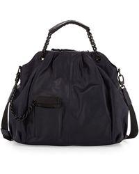 L.A.M.B.   Ember Leather Hobo Bag   Lyst