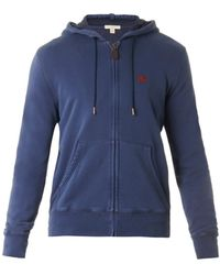 Burberry Brit - Philton Hooded Sweatshirt - Lyst