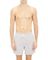 Petronius | Floral Swim Shorts-Multi Size Xxl | Lyst