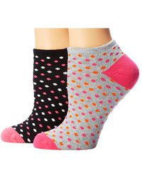 Kate Spade Colored Dots Ped 4 Pack - Lyst