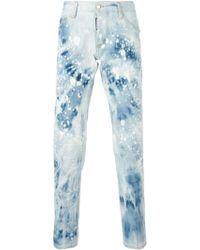 DSquared² Slim Jeans - Lyst