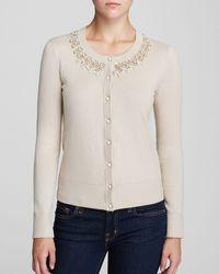 Kate Spade Macie Cardigan Sweater - Lyst