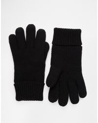 Esprit - Lined Gloves - Lyst