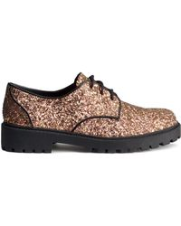 H&M Shoes with A Chunky Sole - Lyst