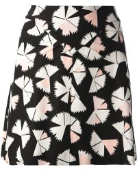 Marc By Marc Jacobs Pinwheel Flower Skirt - Lyst