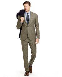 Polo Ralph Lauren Polo I Tick Weave Suit - Lyst