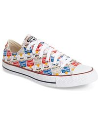 Converse Men'S Chuck Taylor All Star Andy Warhol Collection - Lyst