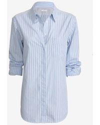 Equipment Morisson Striped Buttondown Shirt - Lyst
