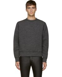 DSquared2 Grey Catens Penitentiary Embroidered Sweatshirt - Lyst