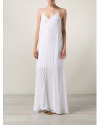 Bella Luxx Trapeze Maxi Dress - Lyst