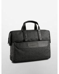 Calvin Klein Caden City Commuter Bag - Lyst