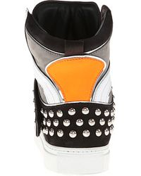 DSquared2 Dsq High Top Sneaker - Lyst