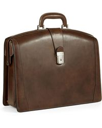 Bosca - Partners Briefcase - Lyst