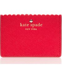 Kate Spade - Lily Avenue Card Holder - Lyst