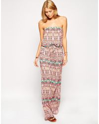 Melissa Odabash Maxi Dress - Lyst