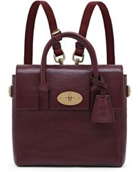 Mulberry Mini Cara Delevingne Bag - Lyst