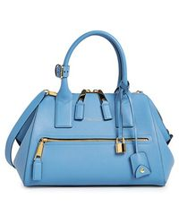 Marc Jacobs Incognito Small Leather Satchel - Lyst