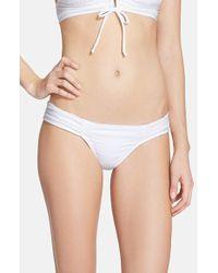 Robin Piccone Yolanda Hipster Bikini Bottoms - Lyst