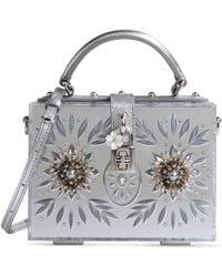 Dolce & Gabbana | Small Fabric Bag | Lyst