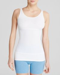 Yummie By Heather Thomson Tank - Pearl Three-Panel #Yt1-196 - Lyst