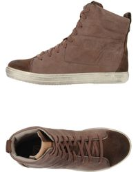 Calvin Klein Jeans High-Tops & Trainers brown - Lyst