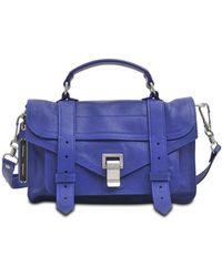 Proenza Schouler Ps1 Tiny Bag - Lyst