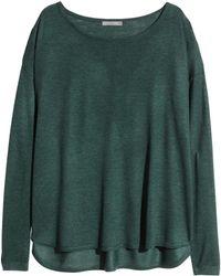 H&M   Fine-knit Jumper   Lyst