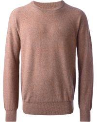 Maison Martin Margiela Crew Neck Sweater - Lyst