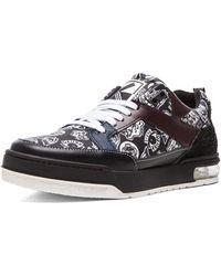 Kenzo Mens Yale Sneaker - Lyst