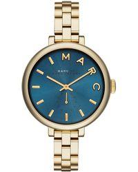 Marc By Marc Jacobs 36mm Baker Skinny Bracelet Watch - Lyst