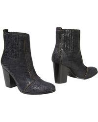 Rachel Zoe Ankle Boots - Lyst