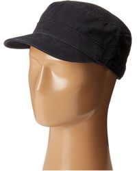 Life Is Good. - Quilted Cadet Cap - Lyst