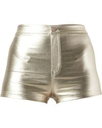 Motel Rocks - Hot Galaxy Shorts - Lyst