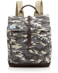 TOMS Backpack - Adventure Canvas - Lyst