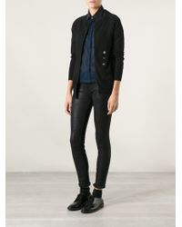 Etoile Isabel Marant Fitted Waist Cardigan - Lyst