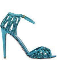 Sergio Rossi Highheeled Sandals - Lyst