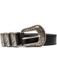 Saint Laurent Westerns Hip Belt - Lyst