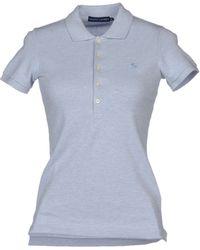 Ralph Lauren Polo Shirt blue - Lyst