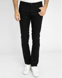 Sandro   Black Pixies Slim-fit Jeans   Lyst